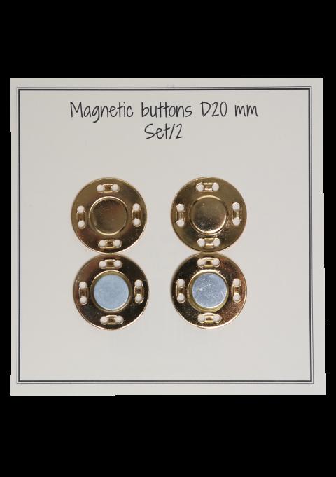 magnet knapper D20mm