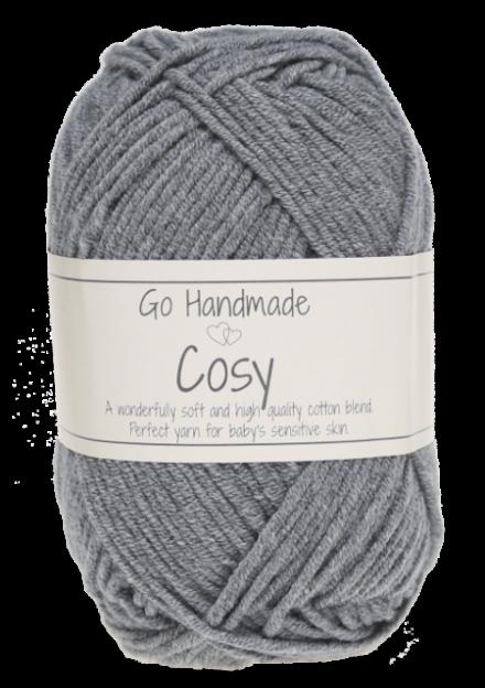 go handmade cosy taske garn