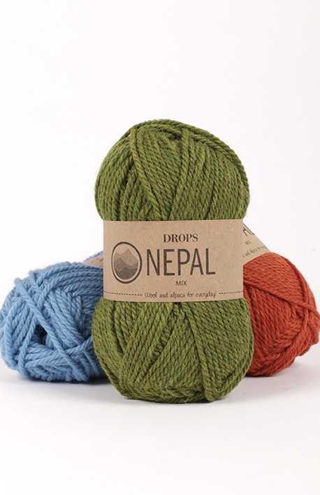 Drops nepal tilbud
