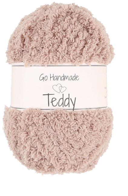 go handmade teddy