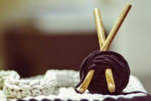 sundt at strikke