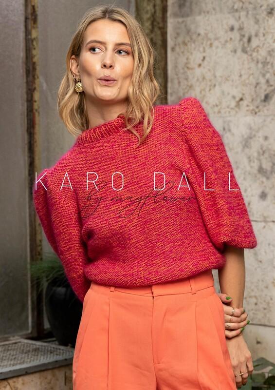 sweater strikkeopskrift