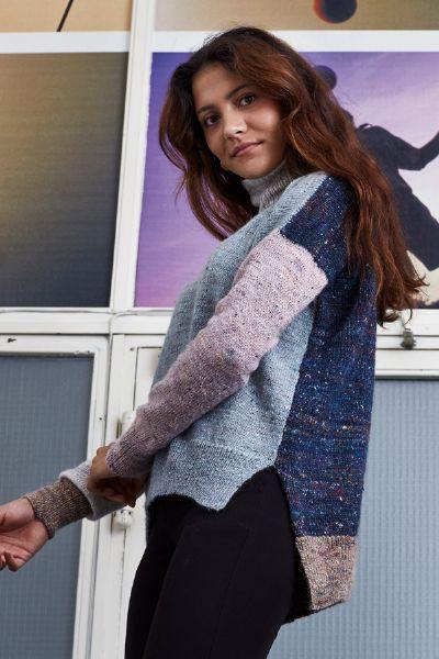 loosefit sweater permin kamma